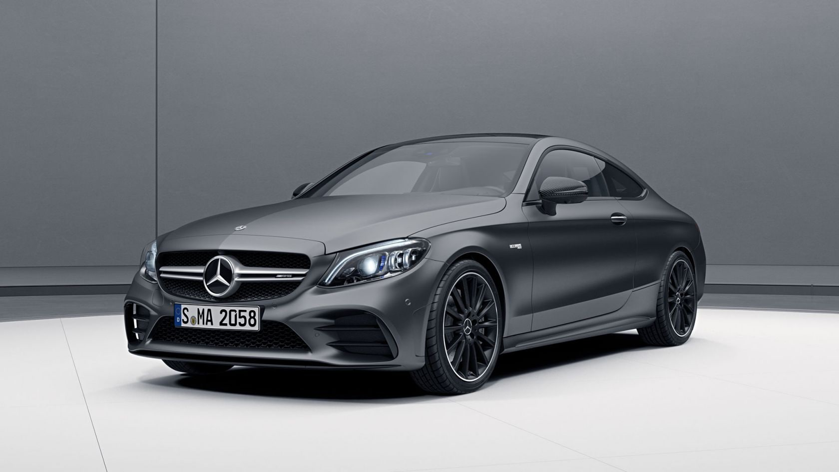 Mercedes Amg C Class Coupe