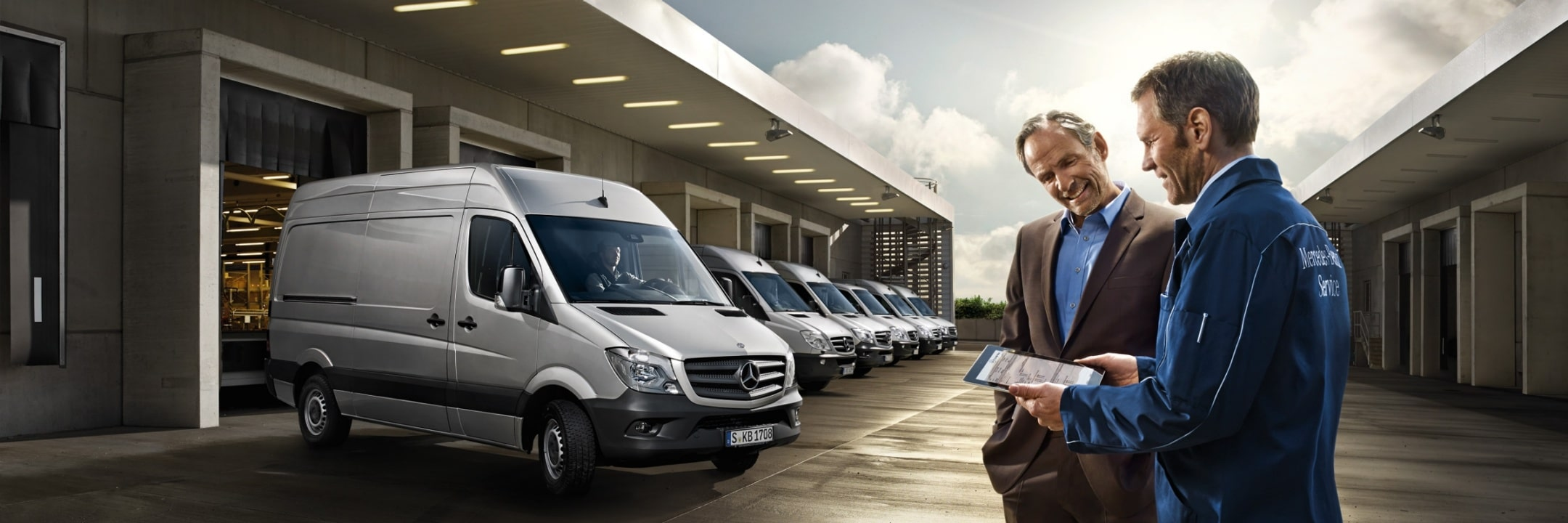 Mercedes-Benz new vehicle warranty