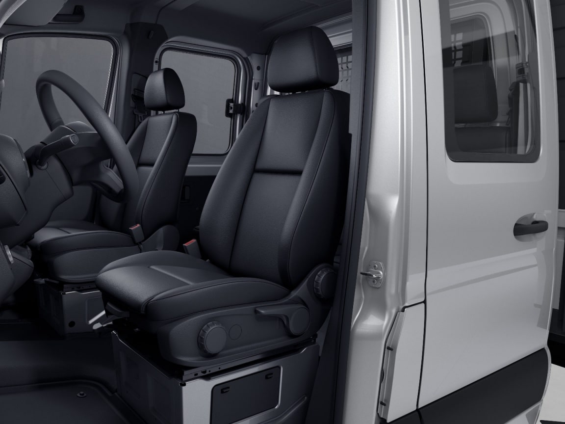 Sprinter Chassis Cab, luxury driver's seat