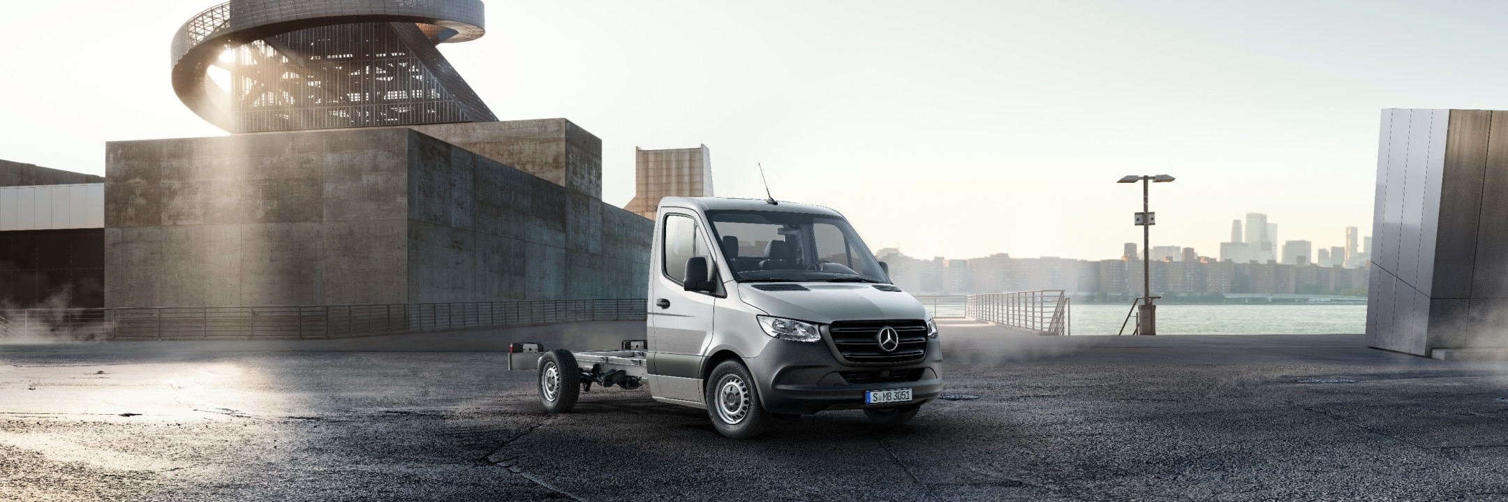 Equipment and Accessories of Sprinter Chassis Cab