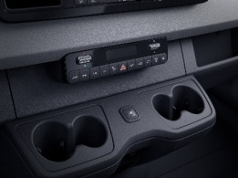Sprinter Chassis Cab, THERMOTRONIC automatic climate control