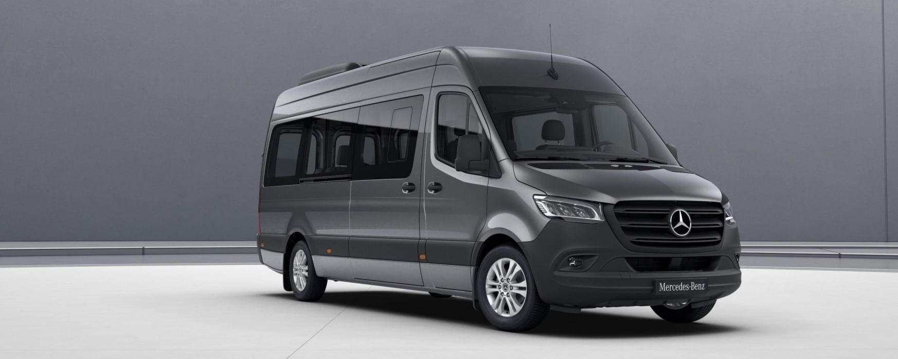 Sprinter Tourer, selenite grey